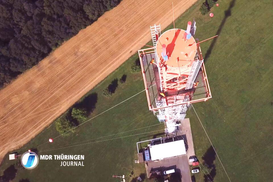DIVICON-MEDIA-Grundlastsender-Gera-Ronneburg-Umrüstung-MDR-Thüringen-Journal