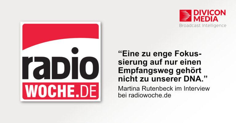 DIVICON-MEDIA-radiowoche-interview-technologieoffenheit